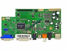 SUNNY - 12AT050, 12AT050 V0.3, Y.M ANAKART SUNNY 12AT050 MNL, Sunny SN032DLD12AT050-AM, Main Board, Ana Kart, LSC320AN02-801