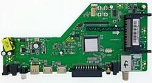 ELTON - 17AT004V1.1, Y.M ANAKART 17AT004 V1.1A DVB-S2 MNL 1, Elton EL32DAB04/0202, Main Board, Ana Kart, LSC320AN009-HD3