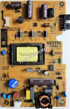 VESTEL - 17IPS61-4, 23353017, Vestel 22FA5100B, Power Board, Besleme, M215HJJ-L30