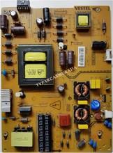 VESTEL - 17IPS72, 23340904, Vestel 43UB8600, Power Board, Besleme, VES430QNDL-2D