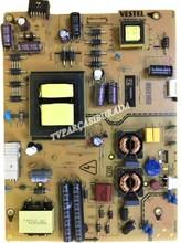 VESTEL - 17IPS72, 23382970, Vestel 43FB8500, Power Board, Besleme, VES430UNEL-3D-U01