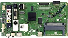 VESTEL - 17MB211S , 23613948 , HI-Level 40HL650 , Main Board , Ana Kart , Ves395INDL-2D-N12