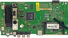 VESTEL - 17MB82S, 23163318, 23163319, Vestel 24PH5030, Main Board, Ves236WNEC-01