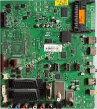 VESTEL - 17MB90-3, 23130865, 23130864, Vestel 42PF9060, Main Board, Ana Kart, LC420EUN-FEF1