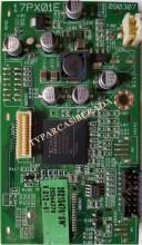 VESTEL - 17PX01E, 20344379, Vestel 32780HD, CTRL Board, LTA320WT-16