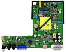 SUNNY - 18AT002TTV1.0 , Y.M Anakart 18AT002TT MNL, Sunny SN32DAL3038-1022, Main Board, LC320DXY-SLAA