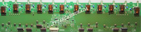 4H+V2918.061/ B, V291, 1946T03020, Sanyo LCD-46R40HDWM, Inverter Board, T460HW03 V.G