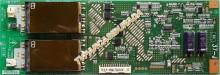 TOSHIBA - 6632L-0442A, PPW-CC37TS-0 (J) Rev1.2, LC370WU1, TOSHIBA 37X3030DG, INVERTER Board, LC370WU1-SLA1