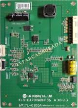 VESTEL - 6917L-0100A, KLS-E470RABHF06 A, REV:0.4, Vestel 47PF9060, LED Driver Board, LC470EUN-FEF1