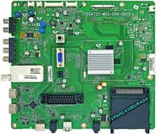 PHİLİPS - 715G4722-M02-000-005B, B4PBZ8SOCQ, Philips 32PFL5306H/12, Main Board, LC320EXE-SDN6