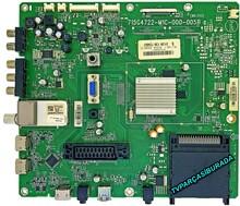 PHİLİPS - 715G4722-M1C-000-005B, 3139 138 72462, Philips 40PFL5606H/12, Main Board, LK400D3LB83G