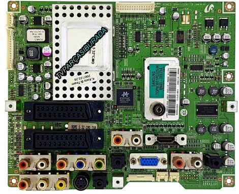 BN41-00811B , BN94-01128E , Samsung LE32S62BX , Main Board, V320B1-L01 , CHIMEI INNOLUX