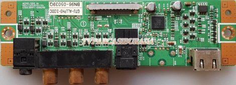 BN41-00824B, BN96-050390, SAMSUNG LE46M87BD, AV Board, LTA460HT-LH2
