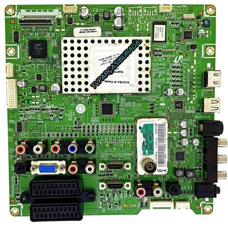 BN41-01019A , BN94-01682B , Samsung LE37A551P2RXXH , Samsung LE37A551 , Main Board , Ana Kart , T370HW02 V.4 , AU Optronics