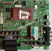 SAMSUNG - BN41-01019A, BN94-02016K, Samsung LE40A551P2, Main Board, Ana Kart, V400H1-L01