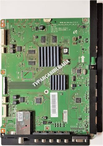BN41-01201C, BN94-02800K, Samsung UE55B6000VR, Main Board, Ana Kart, LTF550HF04