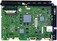 SAMSUNG - BN41-01444C, BN94-04122S, Samsung UE46C6000RWXTK, Main Board, Ana Kart, LTF460HJ05, Samsung Display
