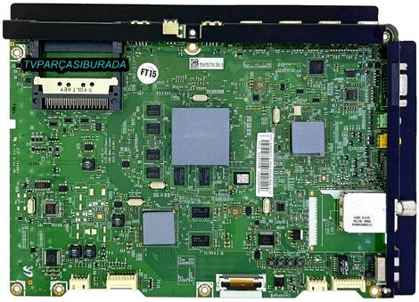 BN41-01444C, BN94-04122S, Samsung UE46C6000RWXTK, Main Board, Ana Kart, LTF460HJ05, Samsung Display