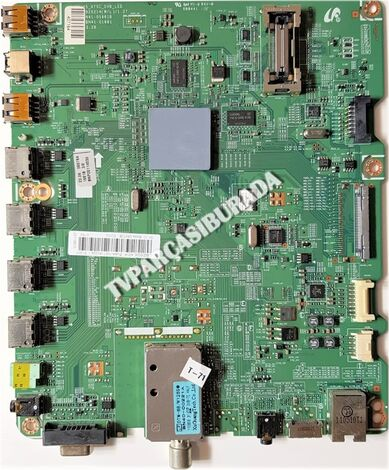 BN41-01661B, BN94-05073E, Samsung UE46D5000, Main Board, Ana Kart, LTJ460HN01-J