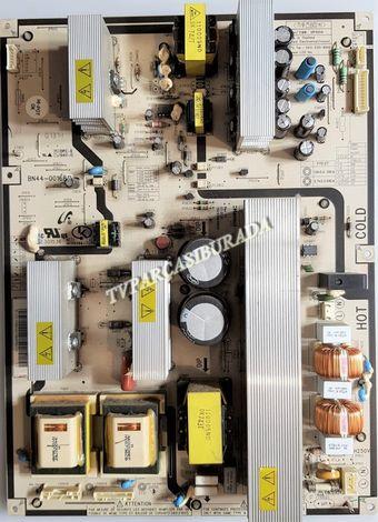 BN44-00168B, SIP460A, HU09364-7006A, Samsung LE46N8BDX, Power Board, Besleme, T460HW02 V.1
