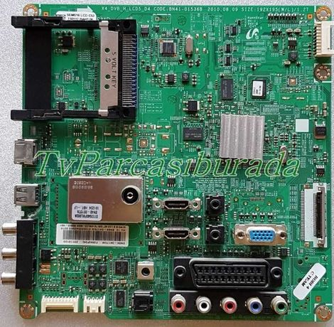 BN94-04175J, BN41-01536B, Samsung LE32C530, Main Board, Ana Kart, LTS320HM01