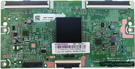 BN97-09446A, BN95-02131A, BN95-02280A, BN41-02354A, 2015Y_UHD_60HZ_FU11A, T-Con 40''JU6000, Samsung, CY-GJ040HGLV5H, SAMSUNG UE40JU6070, UE40JU6070U