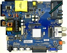 SANYO - CV3463H-C42 , CV3463H-K-TUNER , Sanyo LE106S2FMD , Main Board, Ana Kart, SSB BOARD , CX420DLEDM, Rohs Display