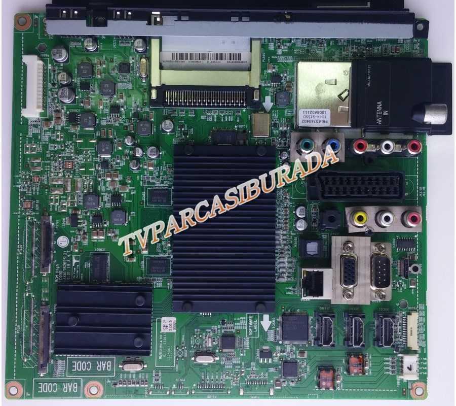 EAX61762605 (2), EBT60943872, EBU60866645, LG 37LE5500, LG 42LE5500, LG  32LE5500, Main Board, Ana Kart, LC320EUD-SCA2, LG Display