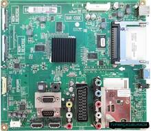 LG - EAX64290501 (0), EBT61545661, LG 47LV4500-ZC, Main Board, Ana Kart, LC470EUF-SDA1