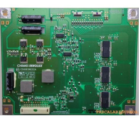 L500H1-2EB-C004, C500E06E02A, 27-D083863, V500HK1-LE1, Panasonic TC-L50E60, Panasonic TC-50LE64, LED Driver BOARD
