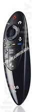 LG - LG AN-MR500G, 2703H- MR500G, Ver 13.30.37, 3D, LG 40UB8000-ZA, Orjinal Sihirli Kumanda Siyah