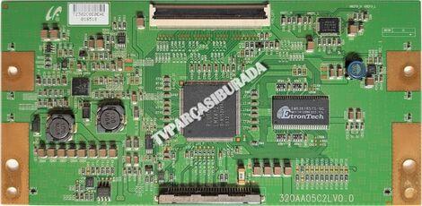 320AA05C2LV0.0, LJ94-2302C, Grundig TV282 BHD VD, T-Con Board, LTA320AA05