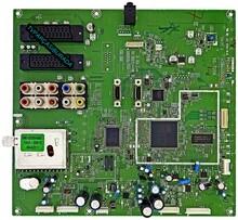 TOSHIBA - PE0484 A-1 , V28A000628G1 , DS-7209 , Toshiba 32AV500P , Main Board , Ana Kart , AX080A34B , Panasonic Display