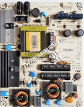 HİSENSE - RSAG7.820.2317/ROH, VER.C, LED32K15, 9TD32J1053020, HİSENSE LED32K15, Power Board, Besleme, BE315DH-CM002