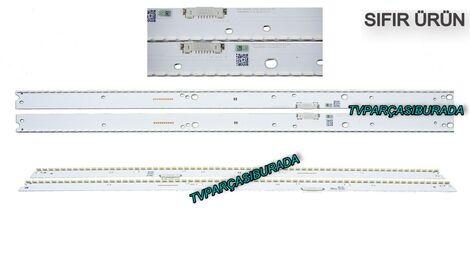 Samsung UE55MU7400UXTK, Samsung 55KU7500, Samsung 55MU7500, S_KU6.4/6.5K_55_SFL70, 39596A, 39595A, BN96-39596A, BN96-39595A, CY-KM055HGAV2H, CY-VK055HGAV2H, Led Bar, Panel Ledleri