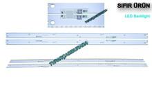 SAMSUNG - SAMSUNG UE65MU7400UXTK, CY-KM065HGAV1H, V6ER_650SMB_LED78_R1, V6ER_650SMA_LED78_R1, BN96-40173A, BN96-40174A, Led Bar, Panel Ledleri
