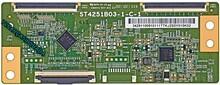 Dijitsu - ST4251B03-1-C-1 , 34291100910111TTK, Dijitsu 43D7000, T Con Board, K430WDD1