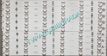 ARÇELİK - SVV420AA4 6LED REV04 OK Lens_A_141203, SVV420AA4 6LED REV04 OK Lens_B_141203, T270Z4, ARÇELİK A42 LB 8477, ARÇELİK A42 LW 8477, 057K42-A07, Panel Ledleri, Backligth, Led Bar, Led backlight