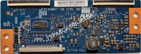 T315HW07 VB CTRL BD, 31T14-COJ, 5532T20C03, Next YE-3211, Tcon Board, T320HVN01.V2
