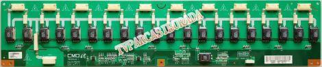 T87I034.02 1, 27-D022899, T877I034.02, 306 A0045 105, Samsung LE40A553P4R, Inverter Board, V400H1-L03