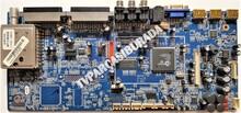 SUNNY - TD-101, TD101 Ver.1.3, 03SNL01, Sunny SN032LI-T1S, Main Board, Ana Kart, LTA320AP06