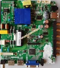 NAVİTECH - TP.V56.PB801, W16100618, V400DJ1-QS5, Navitech LD40FHD, Main Board, Ana Kart, TH-LD395H5