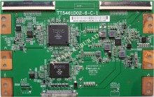 AWOX - TT5461D02-6-C-1, C054046A0F-B-I, AW0X AWX55140, T CON Board, KM0550LDHF0034