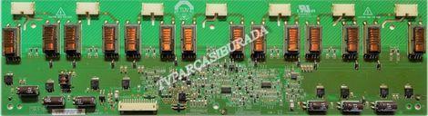 V266-001, 4H.V2668.001-G, 1931T03007, Grundıg TV82-503 B HD, Inverter Board, T315XW02 V.L