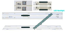 SAMSUNG - V6EB_490SMB_LED68_R2, V6EB_490SMA_LED68_R2, BN96-39527A, BN96-39528A, CY-XK049FLLV3H, SAMSUNG UE49KS7500S, UE49KS8500, UE49KS8000, UE49KS9000 LED BAR, Panel Ledleri