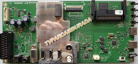 VTY190R-6, GI79ZZ, ARÇELİK A40 LB 5533, Main Board, 057D40-A48