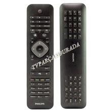 PHİLİPS - YKF315-Z01, Philips TVRC51312/12, HT11C0102V.25, Tv Kumandası Klavyeli