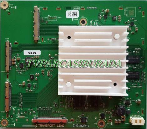 ZMG192R-1, ZMG192R-1 V-0, ZMG150, GRUNDIG 55VLX8586BP, Main Board, LSC550FJ03-001