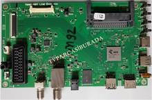 GRUNDIG - ZNS190R-6, M92FZZ, Grundig 49VLE5532 BG, Main Board, Ana Kart, LSC490HN02-H02